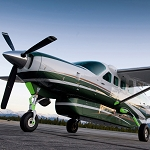 Cessna 208 Caravan Paint Protection Kit - Includes Radome Boot