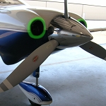 Cessna 400 Cowling Protection (Both Intakes)