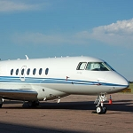 Hawker 4000 - Radome Boot