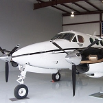 Beechcraft King Air- 90, A90-F-90, 100,200,1300, 1900, C-12 -Radome Boot