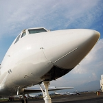Gulfstream G1/G2 Original Nose - Radome Boot
