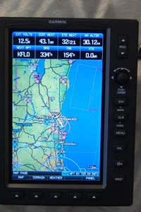 2 pc Garmin GTC 570 Flight Deck system