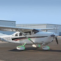 Cessna 206 Stationair Paint Protection Kit